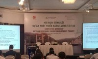 WB-funded project supports Vietnam's renewable energy development