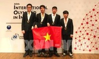 Vietnam wins gold at International Olympiad in Informatics