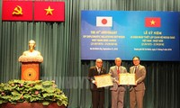 Vietnam-Japan's 45th diplomatic ties marked in HCMC