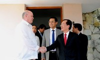 Vietnam, Cuba diversify economic ties