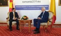 Vietnam, Romania seek to deepen bilateral ties