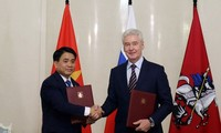 Hanoi, Moscow advance multifaceted cooperation