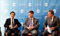 Meridian diplomacy forum talks Mekong-US cooperation