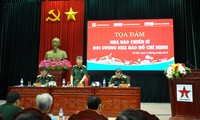Workshop highlights Ho Chi Minh, an exemplary journalist