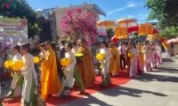 Vietnam's 7th full-moon festival