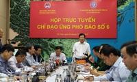 South-Central Vietnam braces for storm Nakri