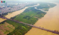 Traces of Red River civilization in Thang Long culture