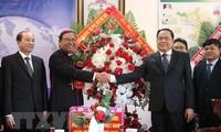VFF President pays Christmas visit to Dak Lak
