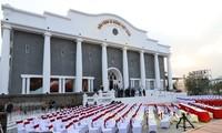 Vietnam's first cement museum debuts