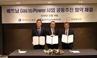 Korean energy companies invest in Vietnam's power generation