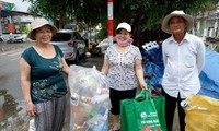 "Da Nang women opt for ""green life"""