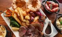 The Great British Sunday Roast - a classic national dish