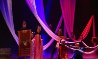 Veteran artist  breathes new life into Vietnamese puppetry