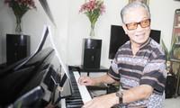 Memory of President HCM nurtures amateur artist's inspiration for music