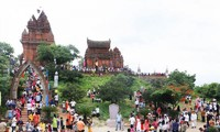 2020 Kate festival opens in Binh Thuan and Ninh Thuan