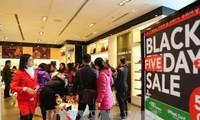 Black Friday shopping spree in Vietnam's major cities
