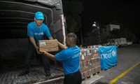 UNICEF provides therapeutic food to malnourished Vietnamese children