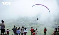 2020 Putaleng paragliding tournament opens in Lai Chau