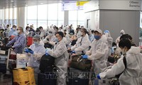 Vietnamese citizens flown home from Russia
