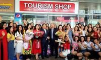 700 guests arrive in Da Nang during M.I.C.E tour