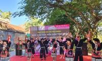 Bell dance of Dao Tien ethnic group