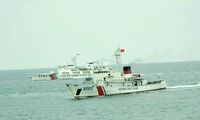 Vietnam-China joint patrol in Tonkin Gulf ends