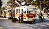 Model tram brings back memories of Hanoi's bygone era
