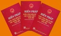 Recogen opiniones de ex dirigentes vietnamitas sobre enmienda constitucional