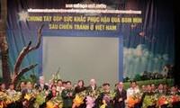 Vietnam promueve campaña para superar secuelas de las bombas y minas