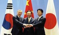 ASEAN se afirma como un socio importante de China, Japón y Corea del Sur