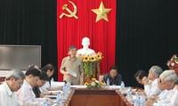 PCV impulsa movimiento de aprender y seguir ejemplo de Ho Chi Minh