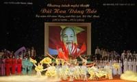 Programa de arte homenajea al Presidente Ho Chi Minh en su natalicio