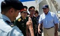 Secretario de Defensa de EEUU visita la Bahía vietnamita de Cam Ranh