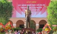 Vietnam conmemora comienzo del camino revolucionario de Ho Chi Minh