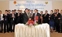Vietnam y Laos intensifican cooperación entre sus Ministerios de Finanzas