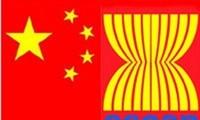ASEAN y China promueven relaciones de asociación estratégica
