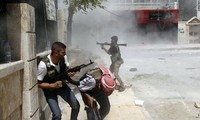 Combates y violencia se recrudecen en Siria