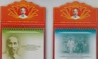 Publican almanaque de Ho Chi Minh