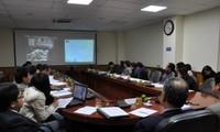 Diálogo comercial online entre Vietnam y Egipto