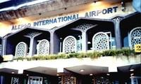 Siria cierra aeropuerto internacional en Alepo por ataques rebeldes