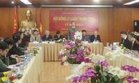 Sesiona VI reunión del Consejo Teórico Central de Vietnam