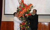 Actos conmemorativos por el Día nacional de los Médicos