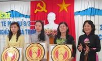 Vietnam conmemora al Día Internacional de la Mujer