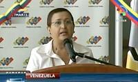Venezuela rechaza injerencia de Estados Unidos en sus asuntos internos