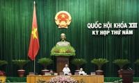 Parlamento vietnamita vota el nombramiento de miembros del Gobierno