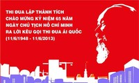 Vietnam conmemora 65 años del llamado patriótico del Presidente Ho Chi Minh