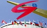 Inauguración oficial de la Cumbre del G8