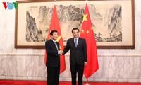 Visita del presidente vietnamita contribuye a intensificar relaciones estratégicas Vietnam-China