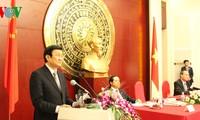 Líder vietnamita llama a intelectuales chinos a actuar como puente de amistad
