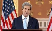 Kerry trata de salvar las conversaciones de paz con los talibanes